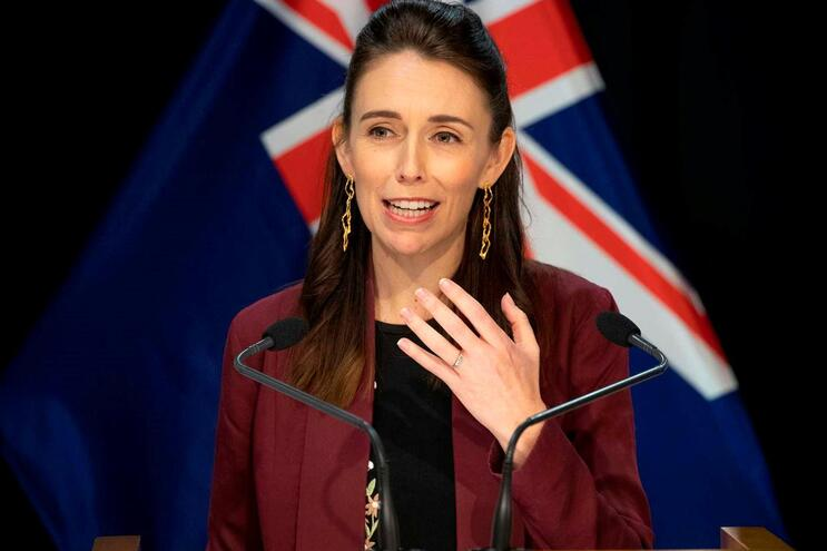 Jacinda Ardem, primeira-ministra da Nova Zelândia
