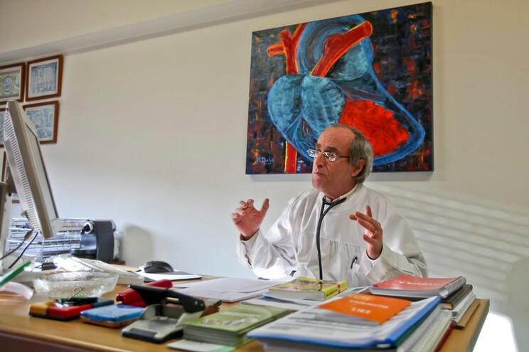 Fernado Maltez é professor na Faculdade de Medicina da Universidade de Lisboa