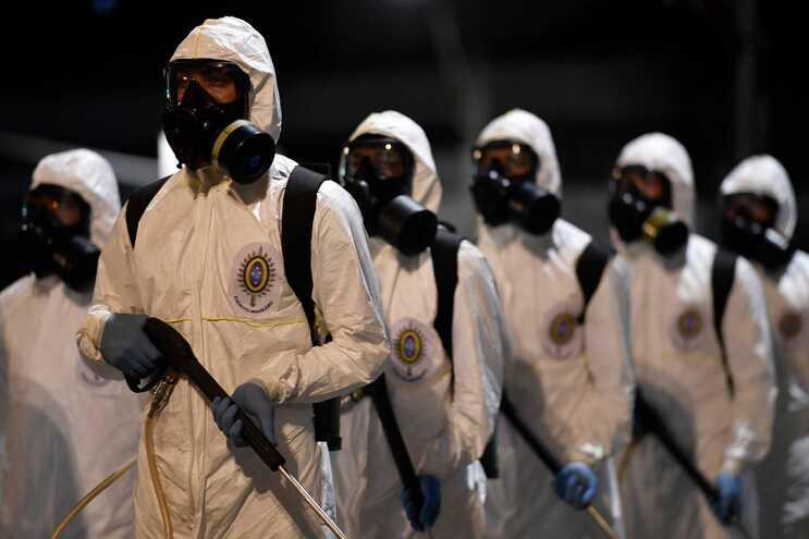 O Brasil é país lusófono mais afetado pela pandemia