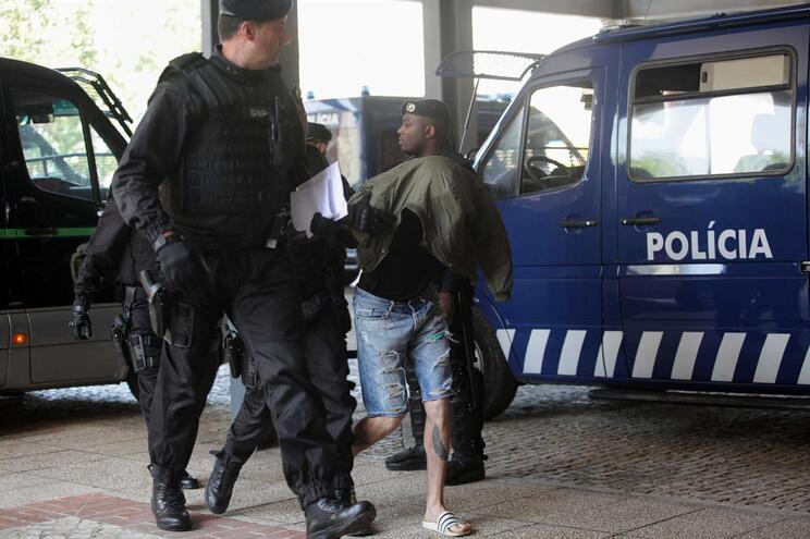 Prisão preventiva para os nove suspeitos de ataque em Alcochete