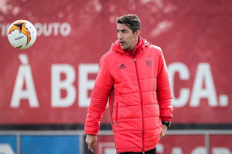 Bruno Lage reintegrou Taarabt na preparação da equipa