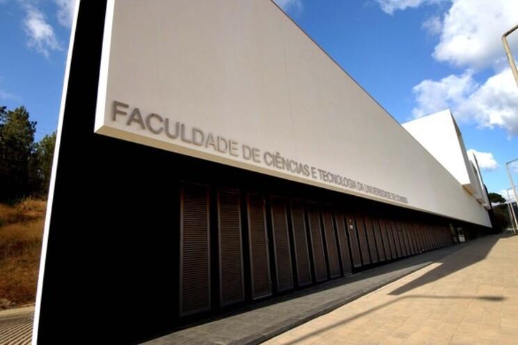 Edifício da Faculdade de Ciências e Tecnologia da Universidade de Coimbra