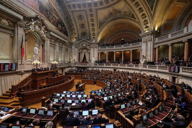 Parlamento rejeitou candidatos ao Constitucional propostos pelo PS