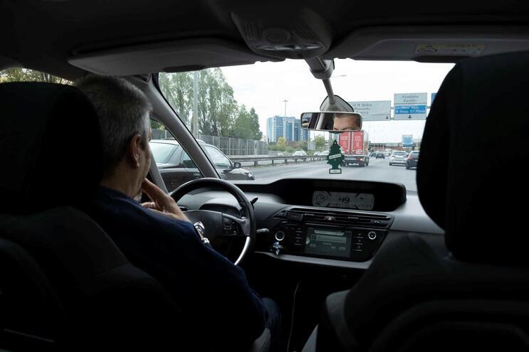 """Mais de 18 mil motoristas após entrada em vigor da """"lei da Uber"""""""