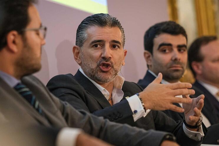 Alexandre Fonseca, presidente executivo da Altice Portugal
