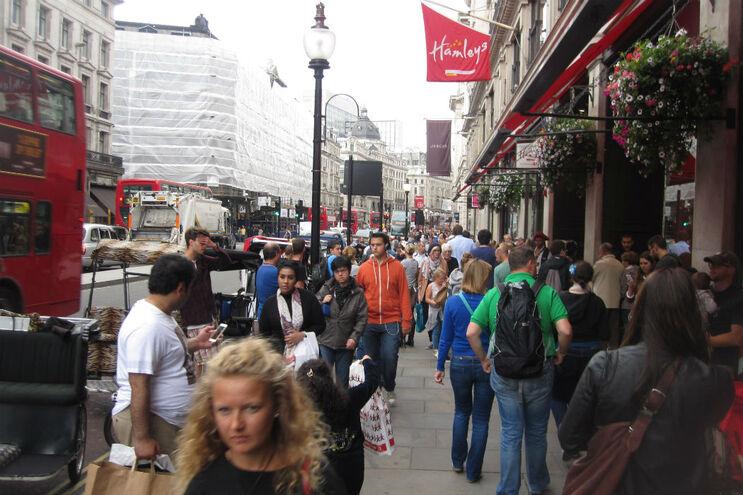Câmaras de reconhecimento facial serão implementadas nas zonas mais populares de comércio de Londres