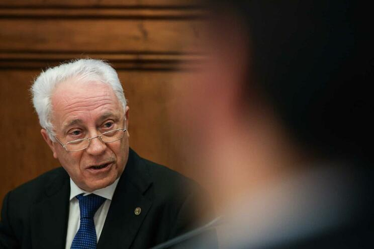 Carlos Costa, governador do Banco de Portugal