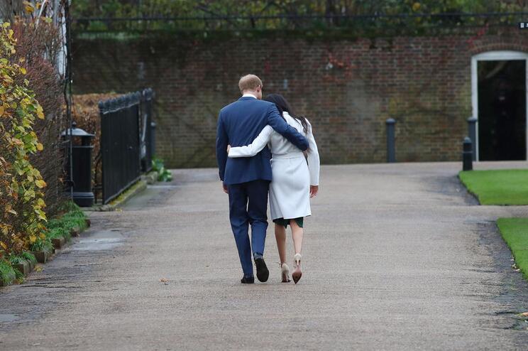 Harry e Meghan Markle vão ser independente a partir da primavera