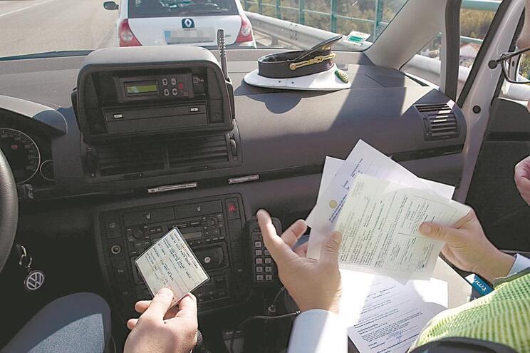 Revolta na GNR do Sameiro contra castigos a quem passa poucas multas Image
