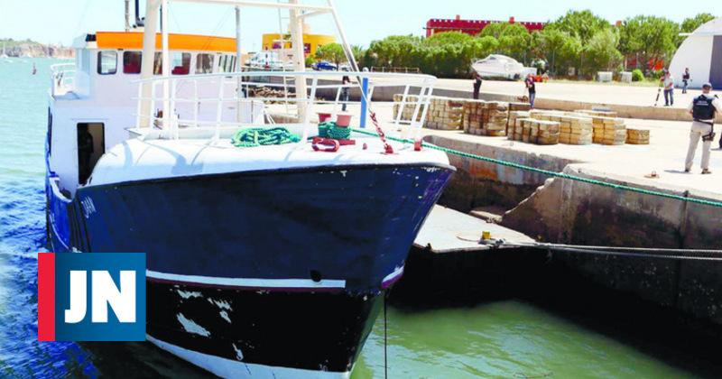 Pescador de Vila do Conde condenado por traficar droga no Mediterrâneo - Jornal de Notícias
