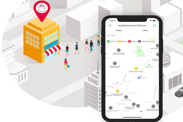 Comunidade partilha informação sobre o estado das filas