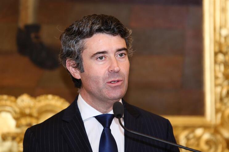 Secretário de Estado das Comunidades, José Luís Carneiro