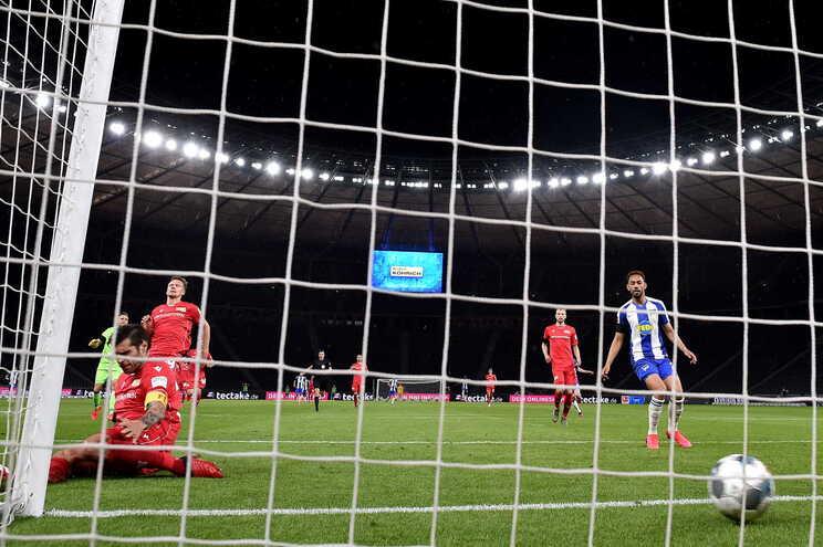 Dérbi de Berlim termina com goleada do Hertha ao Union