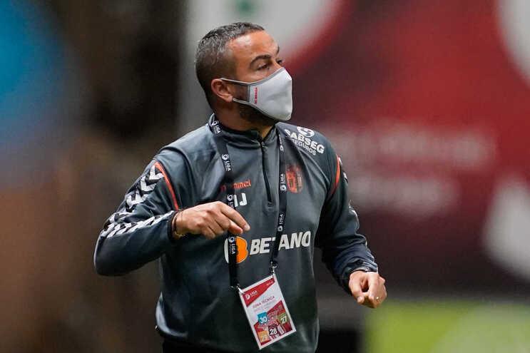Artur Jorge, treinador do Sp. Braga