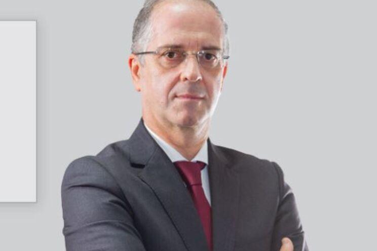 Miguel Laranjeiro, presidente da Federação de Andebol de Portugal