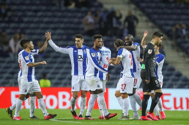 O Estádio do Dragão vai receber cinco jogos do F. C. Porto, incluindo um clássico frente ao Sporting
