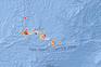 """Notas do dia: Os sismos que podem criar uma ilha nos Açores e o mar de """"peixes pénis"""" nos EUA"""