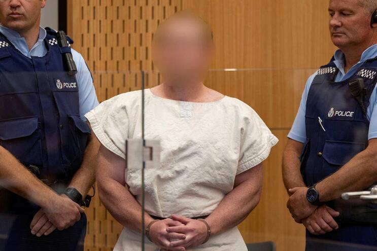Atacante da Nova Zelândia submetido a avaliações de saúde mental