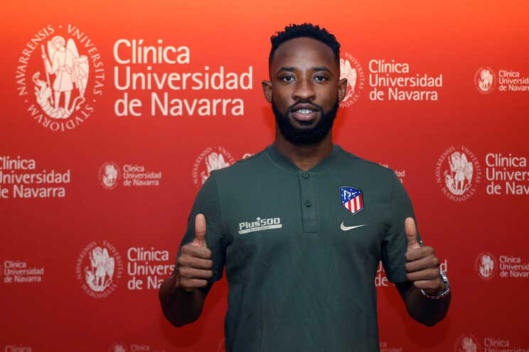 Moussa Dembelé foi emprestado ao At. Madrid