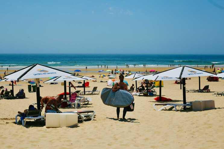 Jovem morreu na praia