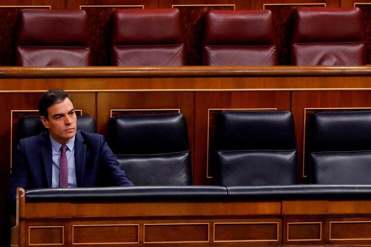 Sánchez quer um pacto nacional entre partidos para enfrentar o pós-pandemia