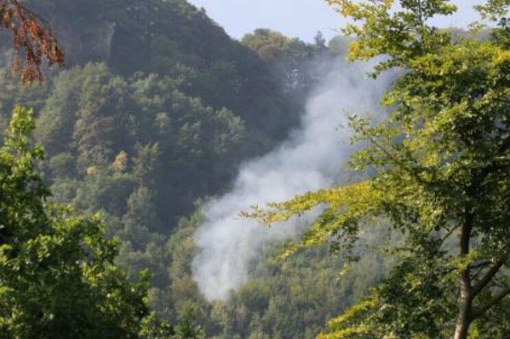 Segundo avião cai na Suíça no mesmo dia. Há vários mortos