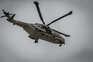 Espanhola resgatada por helicóptero depois de queda no rio Poio