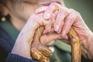 O casal de idosos tinha sido separado na quarta-feira à noite, depois de ela ter testado positivo e ele