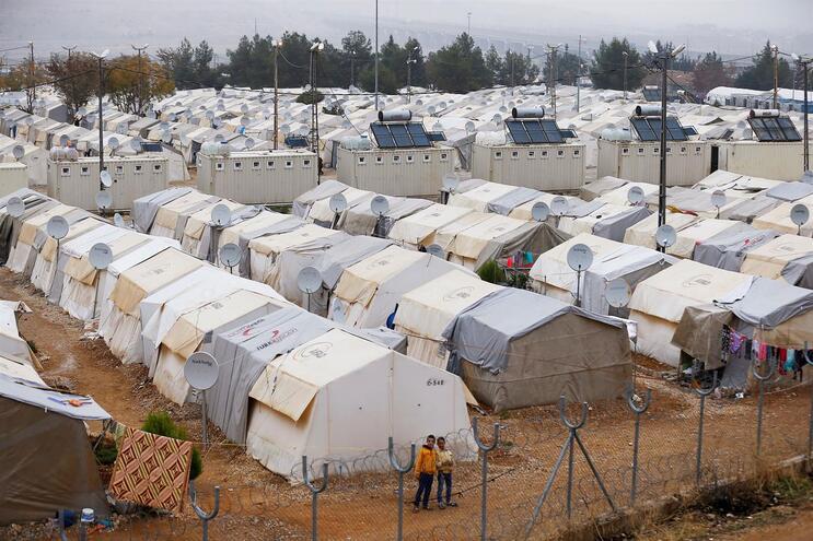 ONU quer eletricidade em todos os campos de refugiados até 2030