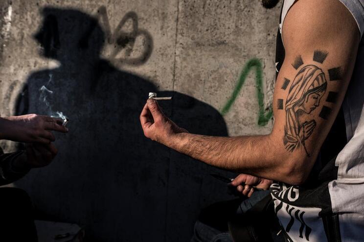 "Portugal entre os países onde está a aumentar o consumo de ""cocaína-crack"""