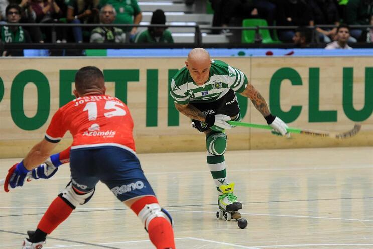 Varandas não viu ao vivo a vitória do Sporting que garantiu a liderança