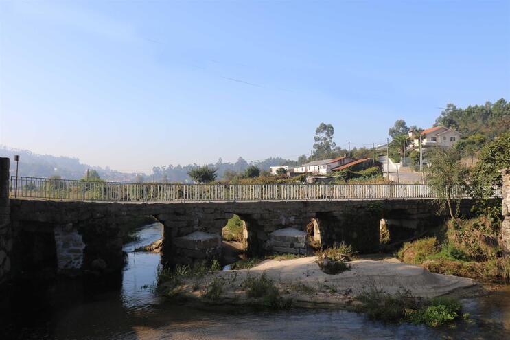 Ponte da Minhoteira, em Famalicão