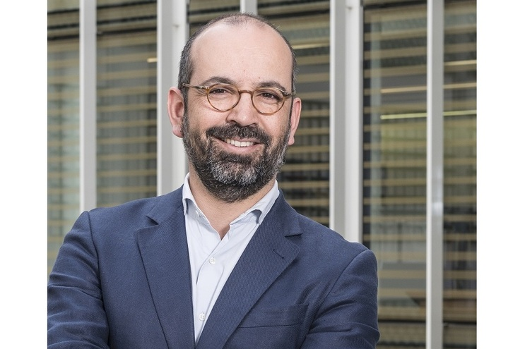 Miguel Magalhães, director da delegação da Fundação Calouste Gulbenkian em França