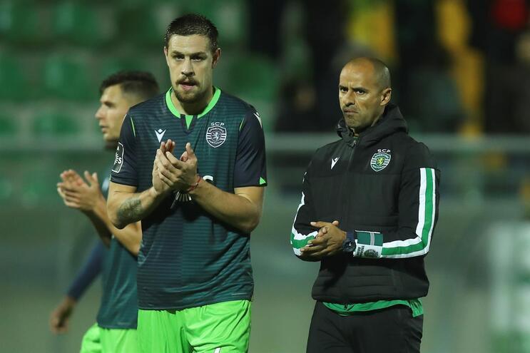 Coates convocado para a seleção do Uruguai