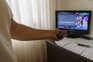 Quem ficar com o televisor sem imagem terá que o sintonizar para voltar a ver televisão normalmente