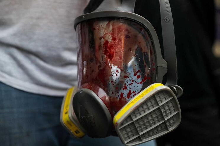 Grupo de direitos humanos refere quatro mortos em dois dias de protestos