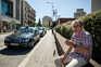 Joaquim Machado é taxista em Gaia e tem viatura própria há um ano. Em sete horas fez três serviços que