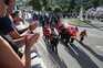 Funeral de bombeiro que morreu no incêndio da Lousã