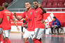 O Benfica venceu este sábado