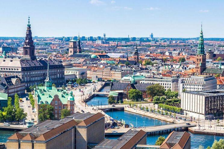 A Dinamarca vai permitir que cidadãos de países europeus com baixas taxas de infeção pelo novo coronavírus