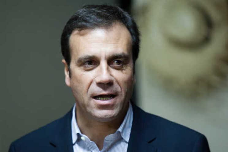 Hernani Dias, presidente da Câmara Municipal de Bragança