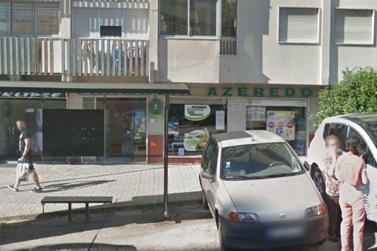 Farmácia Azeredo, em Queluz