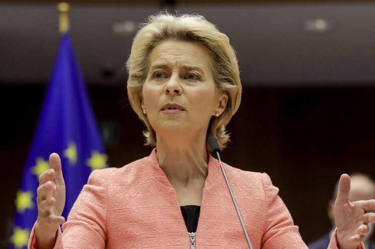 O Parlamento Europeu é hoje palco do discurso sobre o Estado da União, o primeiro proferido pela presidente