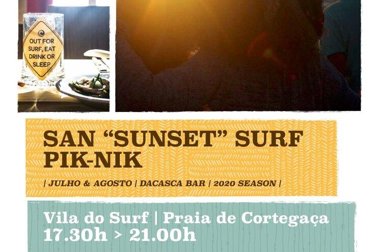 """Mia Couto na apresentação dos Surf """"Pik-Nik"""" em Cortegaça"""