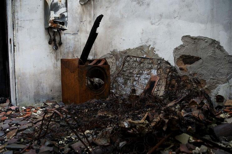 Incêndios em habitações aumentam 80% na primeira quinzena do ano