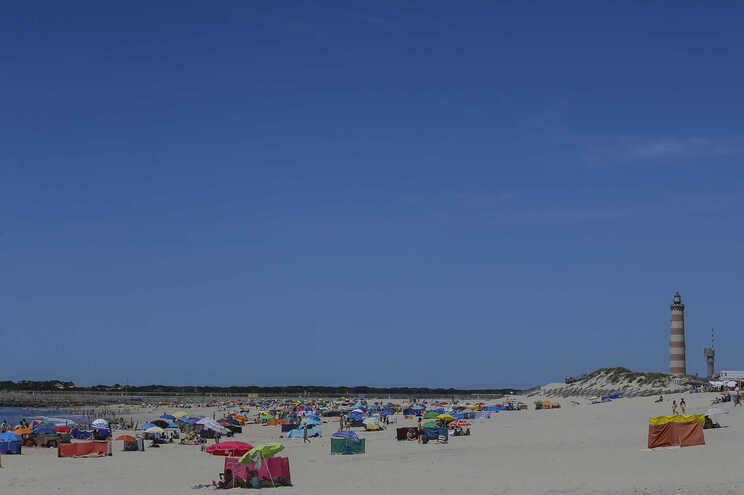 Ação de sensibilização ocorreu nas praias da Barra e da Costa Nova