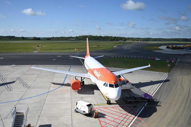 easyJet anuncia retoma de alguns voos em 15 de junho