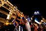 Porto, 16/07/2020 - Festa do F.C.Porto campeão 2019/2020 na avenida dos aliados (Rui Oliveira/Global