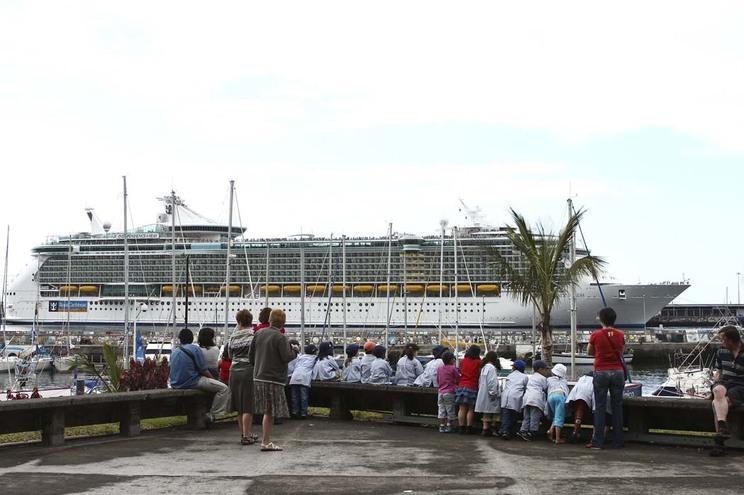 Medida afeta 23 navios de cruzeiro