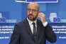 Charles Michel, presidente do Conselho Europeu